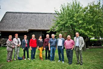 Fotoklub Panoptikum Oberschützen besucht das Heimathaus
